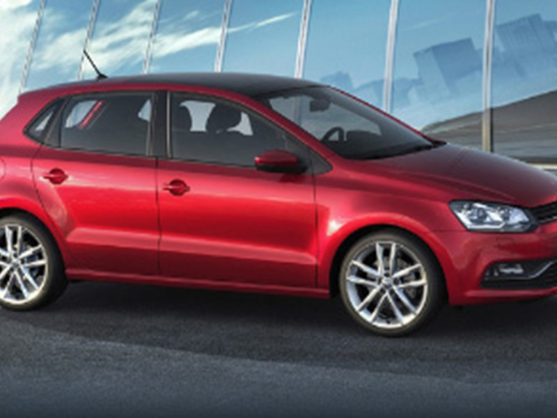 VW POLO TRENDLINE 2.0 TDI RED